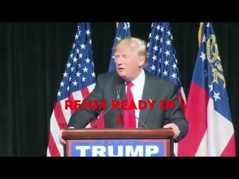 Donald Trump - Turn Off The Lights (Remix)
