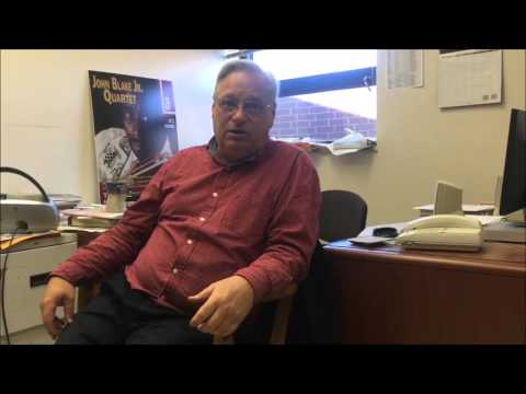 Dr John Mills interview for IUPatty's civic project