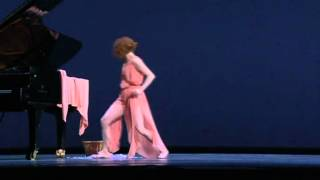 Five Brahms waltzes - Tamara Rojo