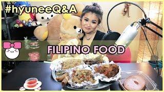 FILIPINO FOOD FEAST   MUKBANG