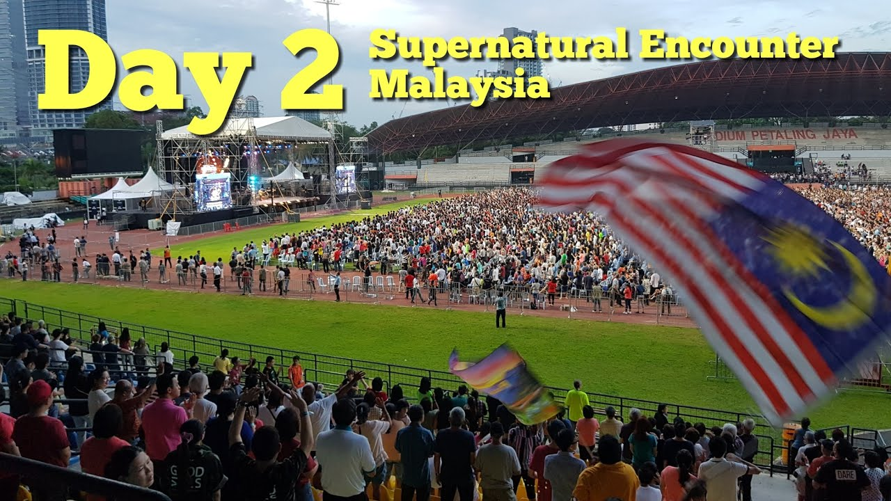 Supernatural Encounter Malaysia Day 2 with Guillermo ...  Guillermo