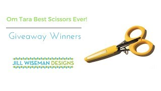 Winners Announcement!  Travel Scissors