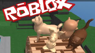 Roblox THE SECRET LIFE OF PETS TYCOON!! DanTDM EDITION!!