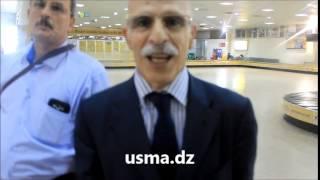 Voyage de l'USMA - Soudan