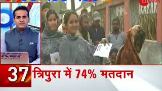 Tripura Assembly elections 2018: 74% vote recorded till 4 pm