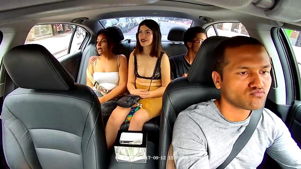 Girl Caught Stealing Uber Drivers Money - Youtube-2678