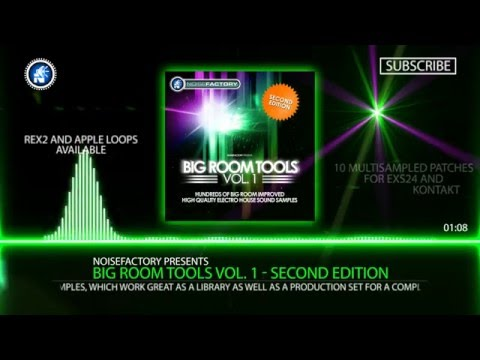 Noisefactory - Big Room Tools Vol. 1 - Second Edition