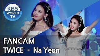 Gambar cover [FOCUSED] TWICE's Nayeon - Dance The Night Away [Music Bank / 2018.07.13]