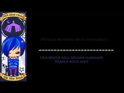 Dark Wood Circus~ Karaoke en español~ Off vocal