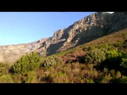 Cable Car to Table Mountain National Park