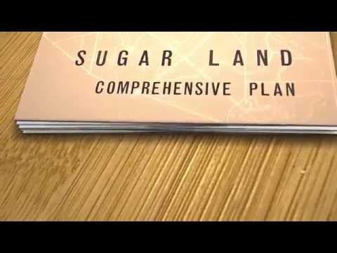 City Of Sugar Land- Draft Land Use Plan Update