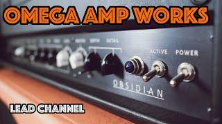 Omega Amp Works Obsidian: Lead Channel