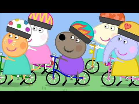 Download Peppa Pig S02E33 The Bicycle Ride