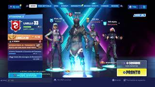 LIVE FORTNITE ROYAL BATTLE FK PROVINI AND VENDO RAGGIO