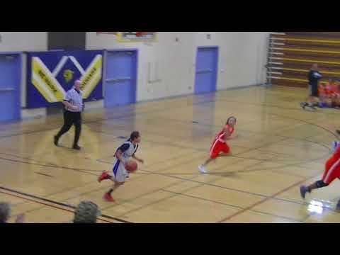 Newark Junior High School Girls Seventh Grade Basketball