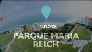 TOUR LIMA - Miraflores - Parque Maria Reiche