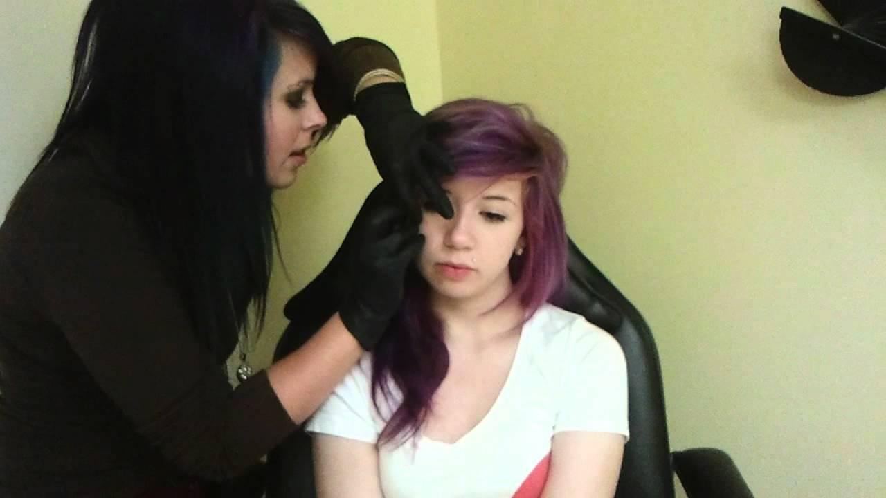 Getting My Anti Eyebrow Pierced Youtube