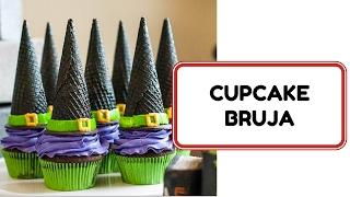 Muffins Halloween Sombreritos de Bruja Thumbnail