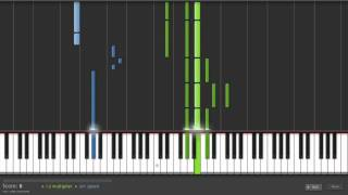 How to Play Collide by Howie Day on Piano