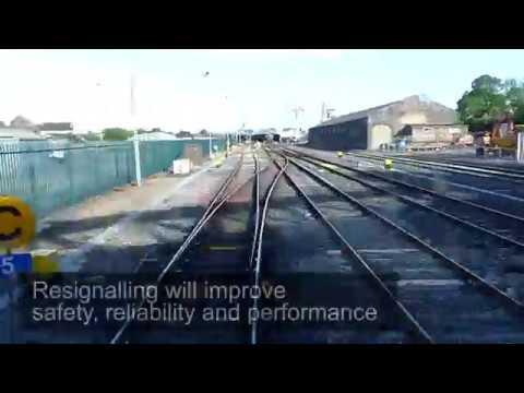 Explainer: Major resignalling works Limerick Station, 4th-25th June