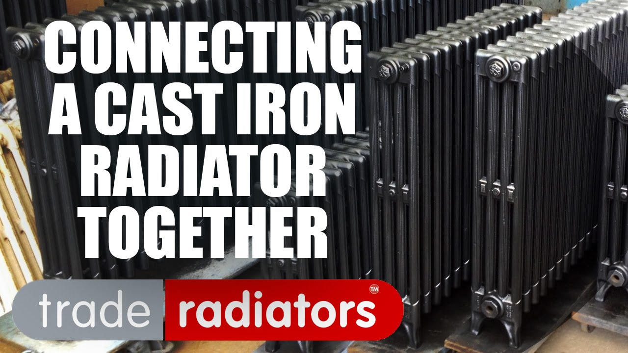 How to connect radiators 19
