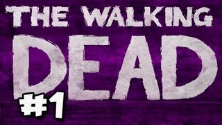 The Walking Dead Episode 4: Around Every Corner Walkthrough Ep.1: THAT TIME AGAIN