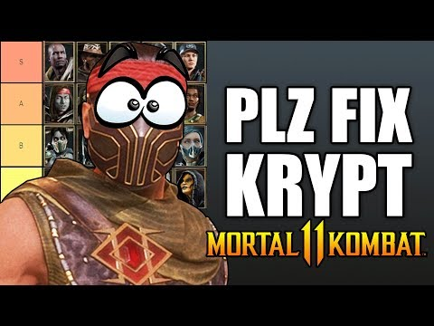 Mortal Kombat 11 - How Terrible is The Krypt??
