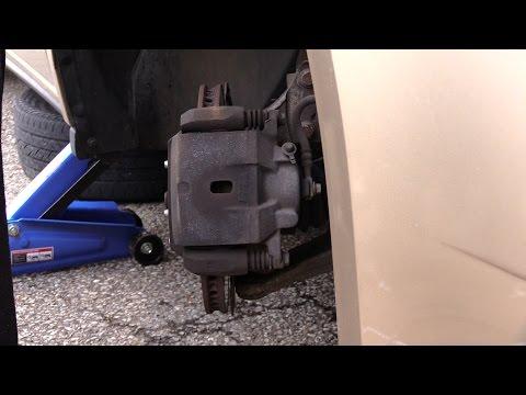 Pontiac G6 2005-to- 2010 Brake Pad Change
