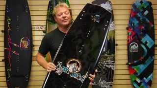 2013 Super Trip wakeboard by Liquid Force