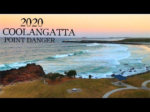 GOLD COAST COOLANGATTA    DANGER POINT QUEENSLAND 2020