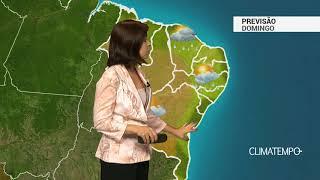 Previsão Nordeste – Instabilidade persiste no litoral