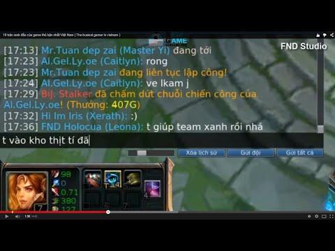 #Best LoL Esports - The busiest gamer in vietnam - #LoL Best