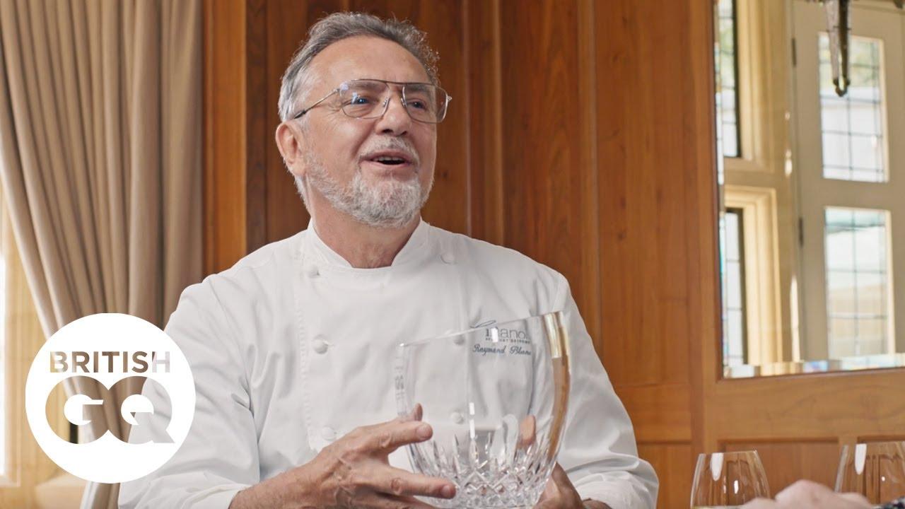 Raymond Blanc OBE - Winner Lifetime Achievement  x Veuve Clicquot UK Food & Drink Awards 2020