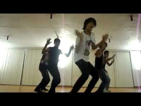 BtoB Wow Dance Practice (Reupload)