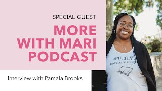 Women in Business | Interview with More With Mari Podcast
