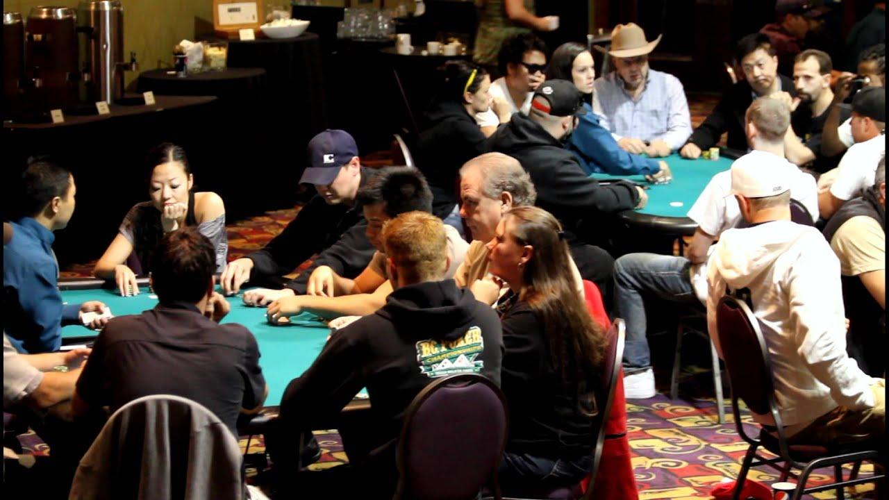 Deerfoot Poker
