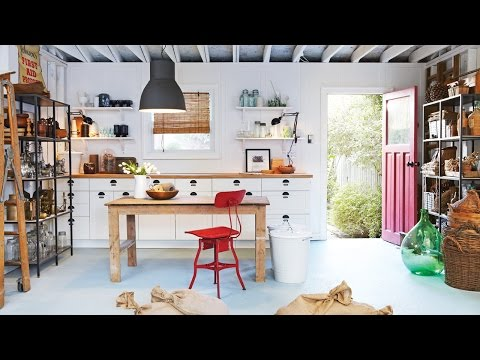 Interior Design — How To Give Your Garage A Makeover