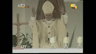 Messe à Yaoundé