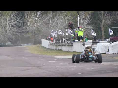 Nicolás Vizzolini tuvo la Fórmula en