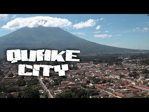 Antigua - God's City of Earthquakes
