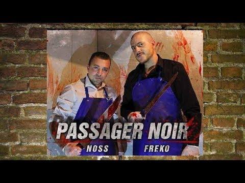 freko - noss : CLIP passager noir