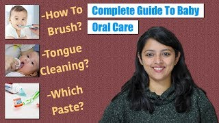 BabyTeeth & Tongue Cleaning | Complete Oral Care Guide