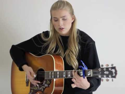 To Leave Something Behind Cover-Sean Rowe ( The Accountant ) cover by Christa Taylor Brown