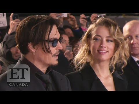 Johnny Depp Sues Amber Heard For Defamation