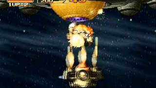 metal slug 3 mission 5 level 8 NO DEATH 2 - 4