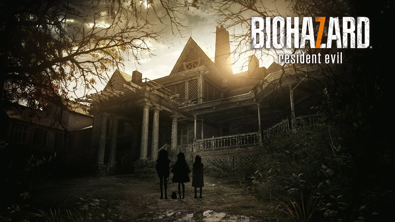 [Resident Evil 7]I'm going to be a family with Yukihana Lamy (RESIDENT EVIL 7)[Shishiro Botan / Hololive]