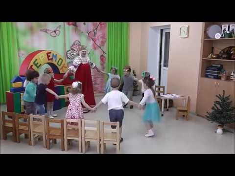 Инсценировка русской народной сказки \