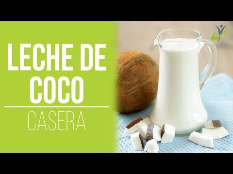 Cómo Hacer Leche de Coco en Casa I Homemade Coconut Milk