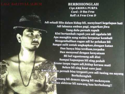 BERBOHONGLAH - KIS BAND By I Kadek Purniawan
