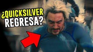 Quicksilver volverá en Infinity War? POSIBLES SPOILERS